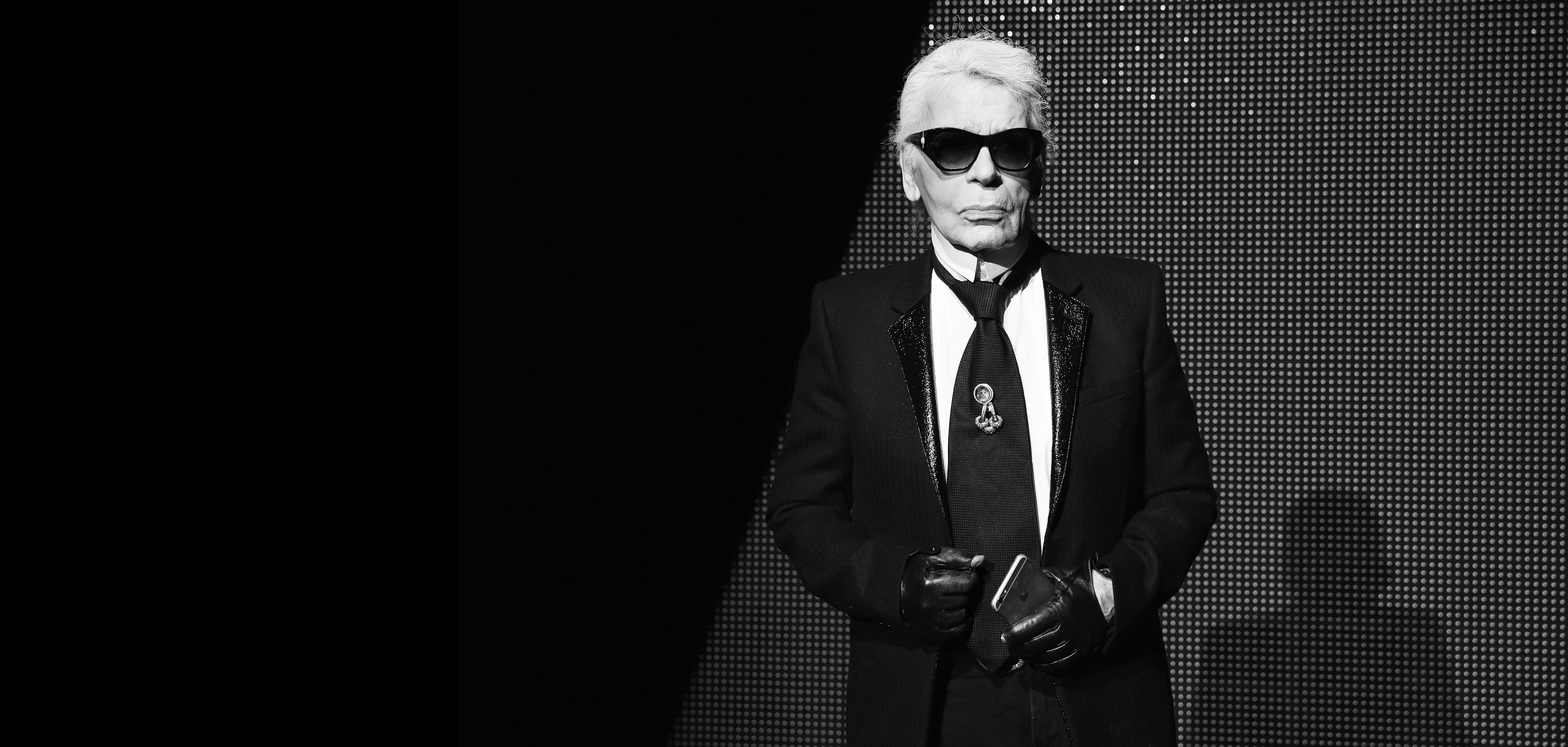 FLA Fashion Icon Karl Lagerfeld on Fashion, Art, and L.A ...