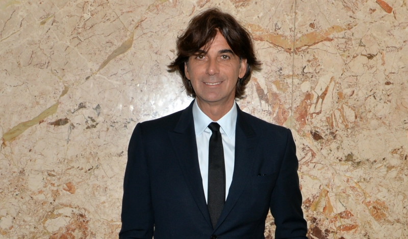 NEW YORK, NY - JUNE 04:  President & CEO of Gucci Patrizio di Marco attends the Gucci beauty launch event hosted by Frida Giannini on June 4, 2014 in New York City.  (Photo by Andrew H. Walker/Getty Images for Gucci)