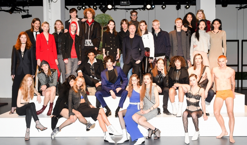 CALVIN KLEIN PRESENTS: FALL 2016 MEN'S & WOMEN'S LINES