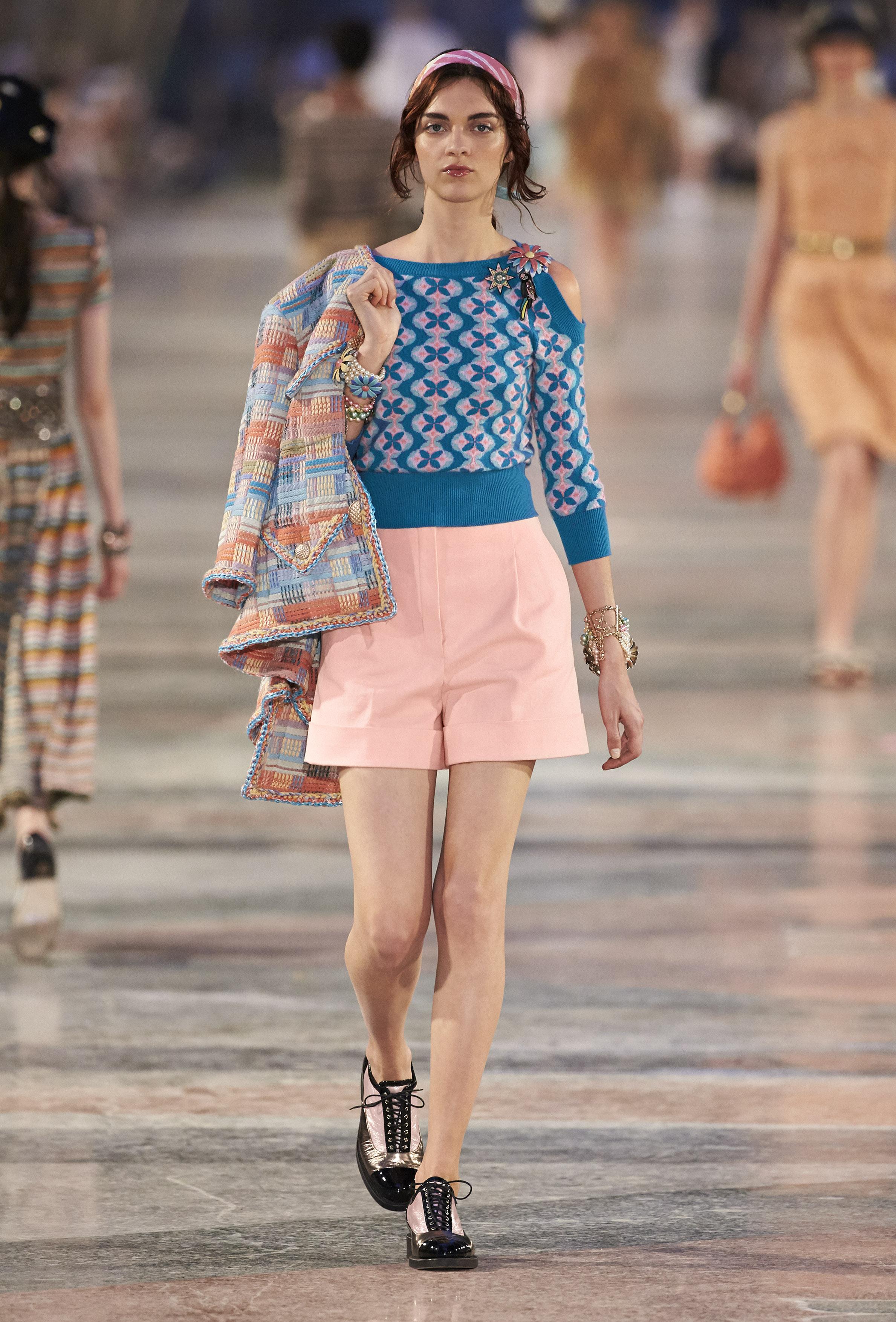 Chanel круизная коллекция сумок 2017
