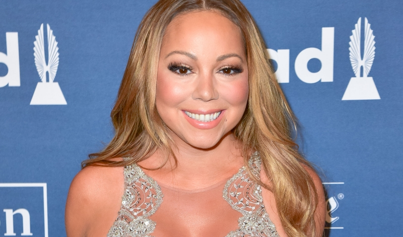 Mariah Carey== 27th Annual GLAAD Media Awards== Waldorf Astoria, NYC== May 14, 2016== ©Patrick McMullan== Photo - Sean Zanni/PMC== ==