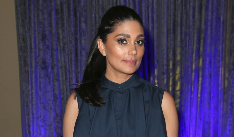 BEVERLY HILLS, CALIFORNIA - APRIL 12:  Fashion designer Rachel Roy attends World Of Children Award 2016 Alumni Honors at Montage Beverly Hills on April 12, 2016 in Beverly Hills, California.  (Photo by Joe Scarnici/Getty Images for World of Children Award)
