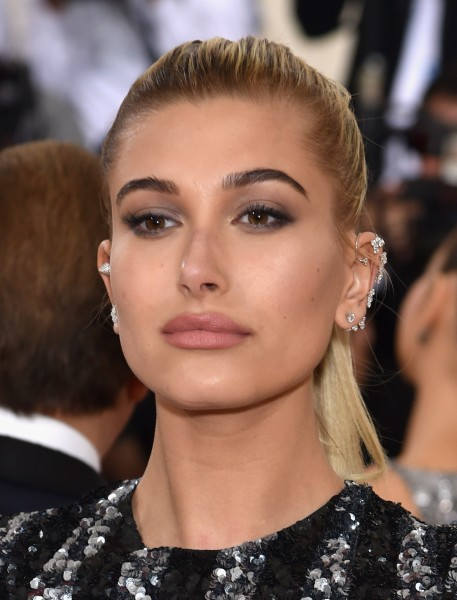 Hailey Baldwin (Photo by Dimitrios Kambouris/Getty Images)