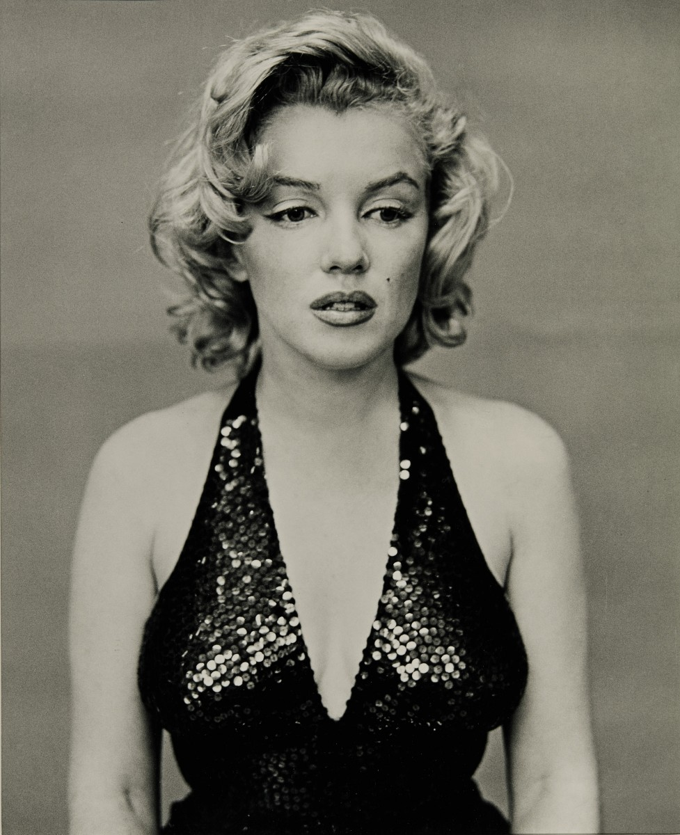 Lot 70 Avedon, Marilyn Monroe