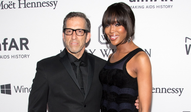 Kenneth Cole, Naomi Campbell ==7th Annual amfAR Inspiration Gala New York==Skylight at Moynihan Station, NYC==June 9, 2016==©Patrick McMullan==Photo - Mike Pont/PMC== == Naomi Campbell; Kenneth Cole