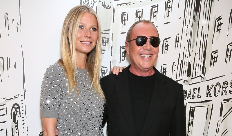 LONDON, ENGLAND - JUNE 22:  Michael Kors and Gwyneth Paltrow attend a cocktail party hosted by Michael Kors in celebration of their new Regent Street Flagship Store opening, at the Michael Kors Flagship Store, on June 22, 2016 in London, England.  (Photo by David M. Benett/Dave Benett/Getty Images for Michael Kors)