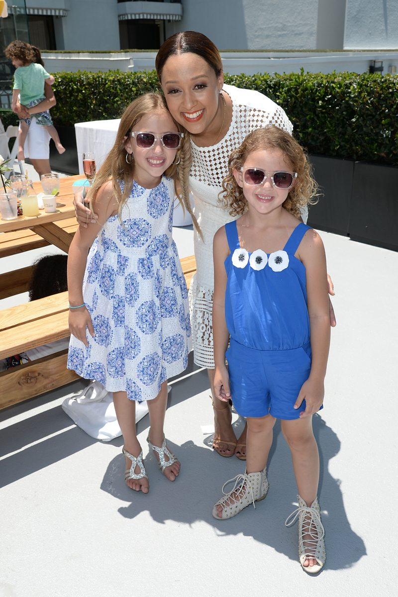 -Beverly Hills, CA - 6/18/2016 - Children's Fashion Brand, Janie and Jack, Celebrates Their Summer 2016 Collection in Beverly Hills, CA. -PICTURED: Tia Mowry -PHOTO by: Michael Simon/startraksphoto.com -MS70911 Editorial - Rights Managed Image - Please contact www.startraksphoto.com for licensing fee Startraks Photo New York, NY For licensing please call 212-414-9464 or email sales@startraksphoto.com
