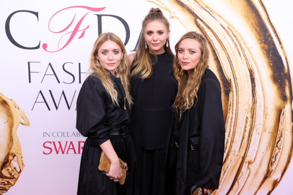 Mary Kate Olsen, Elizabeth Olsen, Ashley Olsen