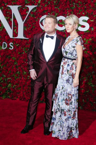 James Corden, Julia Carey