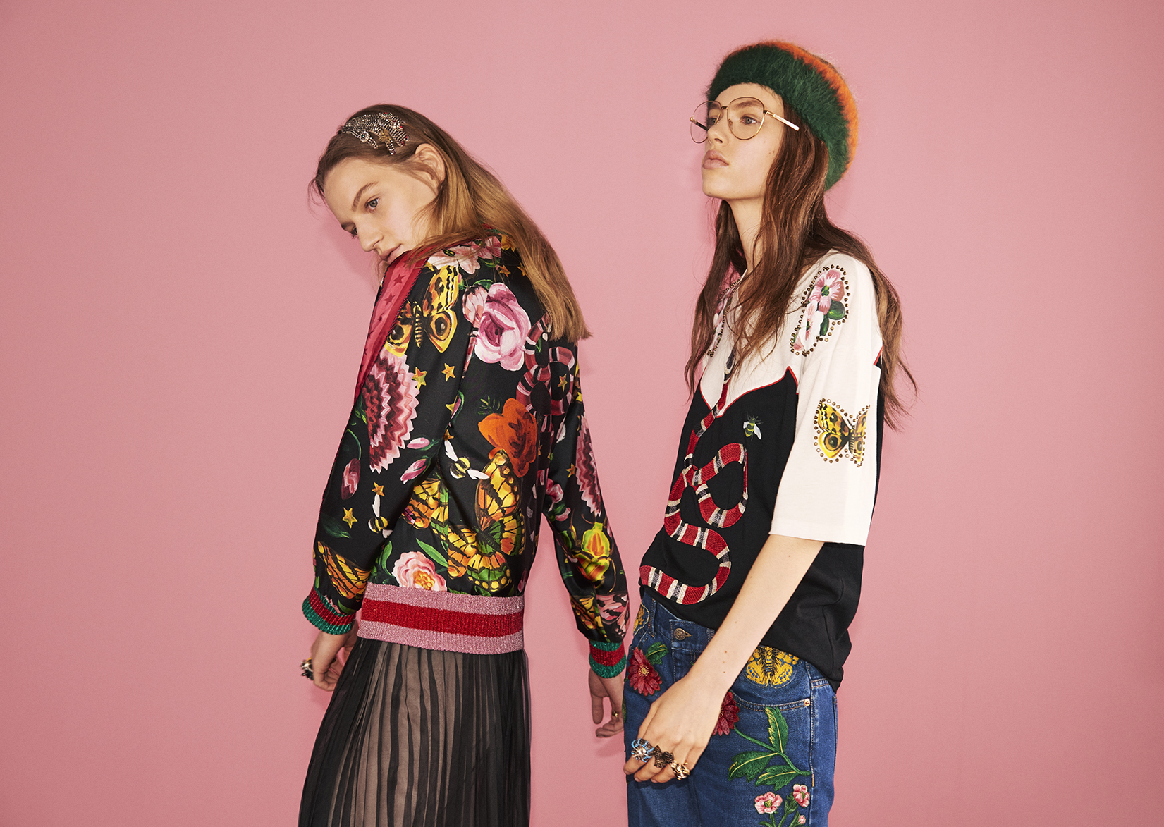 Gucci To Launch An Online Only Gucci Garden Collection