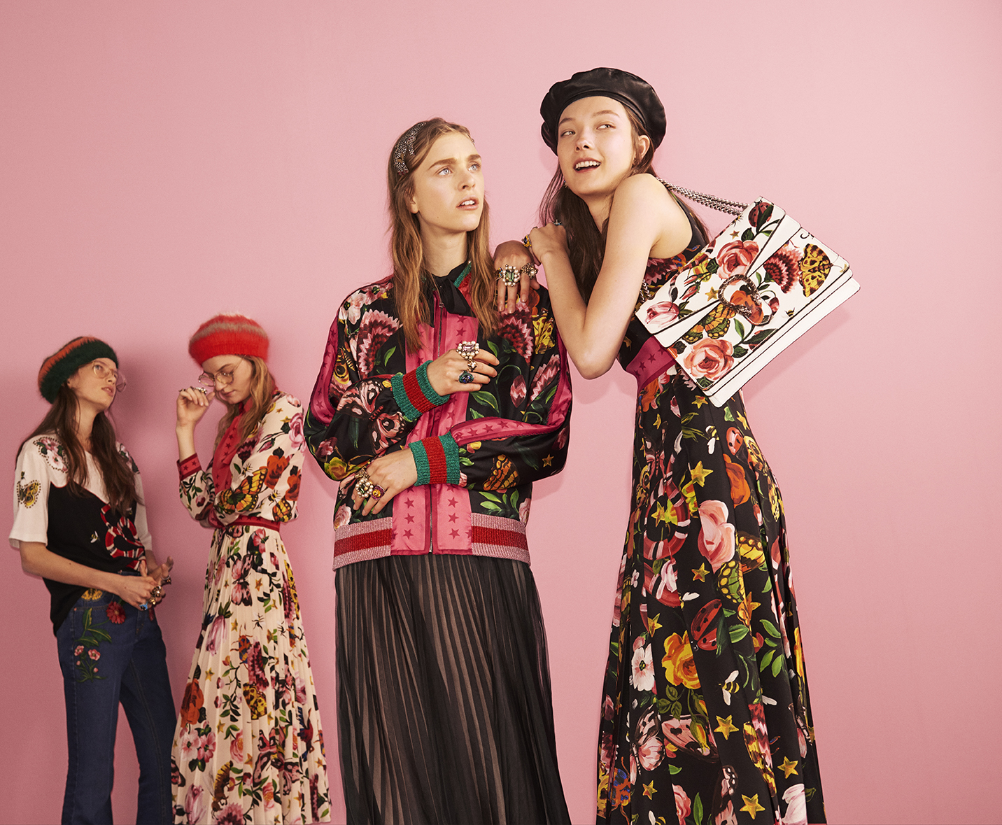 a650f5cf5bb Gucci to Launch an Online Only  Gucci Garden  Collection - Daily ...