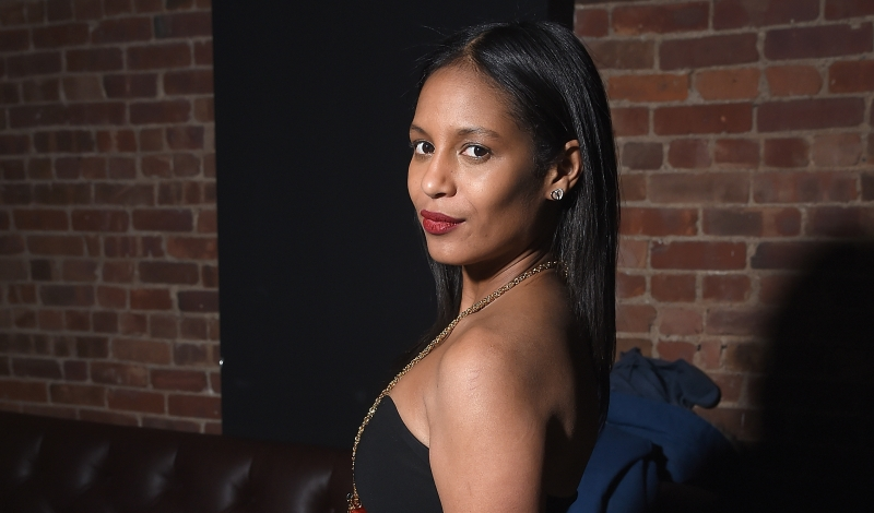 "NEW YORK, NY - JANUARY 13:Iesha Reed attends The Cinema Society with Montblanc and Dom Perignon screening of Sony Pictures Classics' ""Still Alice"" after party at White Street Restaurant on January 13, 2015 in New York City.  (Photo by Dimitrios Kambouris/Getty Images)"