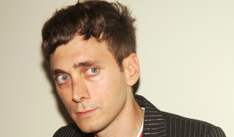 "NEW YORK - JULY 19:  Designer Hedi Slimane attends the HBO Films and Picturehouse premiere of ""Last Days"" at The Sunshine Theatre July 19, 2005 in New York City.  (Photo by Evan Agostini/Getty Images)"