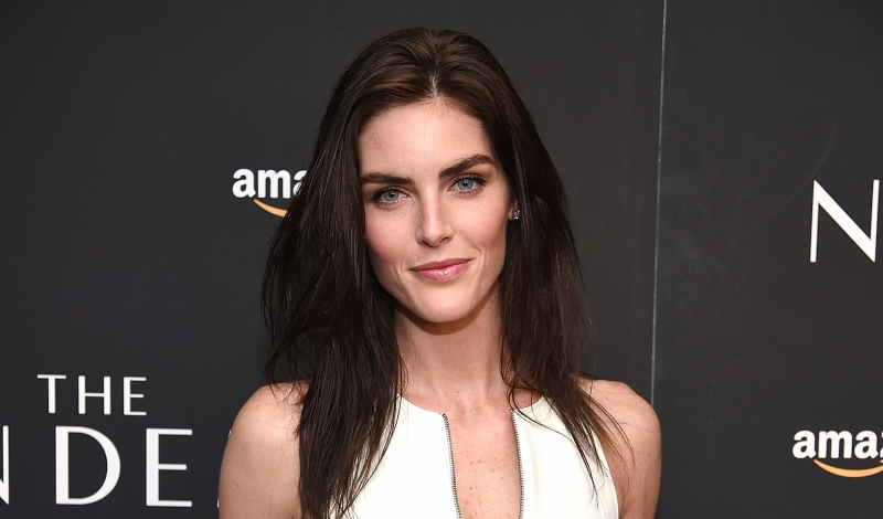 "NEW YORK, NY - JUNE 22:  Hilary Rhoda attends ""The Neon Demon"" New York Premiere at Metrograph on June 22, 2016 in New York City.  (Photo by Dimitrios Kambouris/Getty Images)"