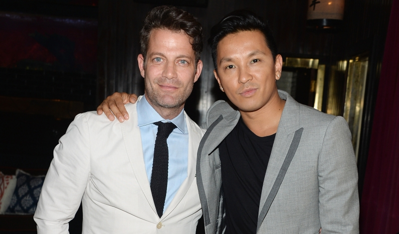 Nate Berkus, Prabal Gurung== Prabal Gurung Honored by Nate Berkus and Next Generation Nepal== Penthouse at the Park, NYC== June 7, 2016 == © Patrick McMullan== Photo: Clint Spaulding /PMC== ==  Nate Berkus; Prabal Gurung