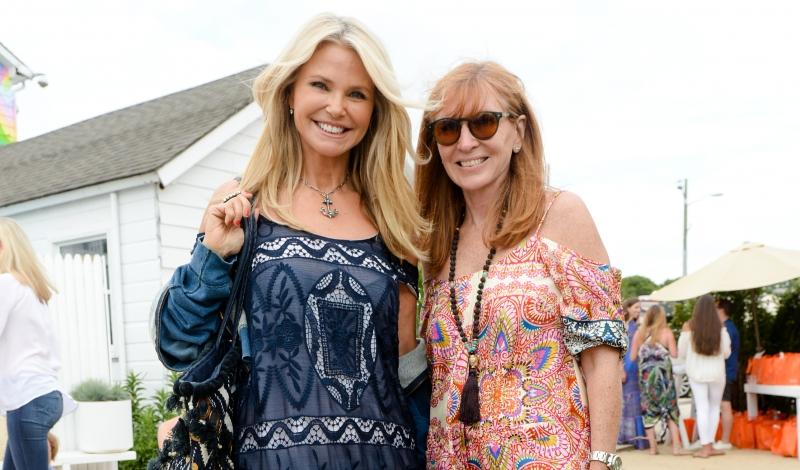 Christie Brinkley, Nicole Miller
