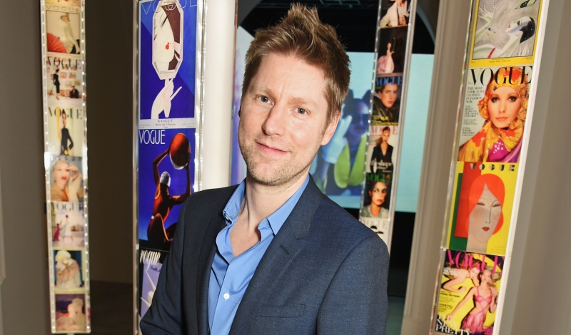 "LONDON, ENGLAND - FEBRUARY 09:  Christopher Bailey attends a private view of ""Vogue 100: A Century of Style"" hosted by Alexandra Shulman and Leon Max at the National Portrait Gallery on February 9, 2016 in London, England.  (Photo by David M. Benett/Dave Benett/Getty Images for Leon Max)"
