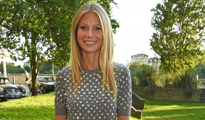 LONDON, ENGLAND - JUNE 22:  Gwyneth Paltrow attends a private dinner hosted by Michael Kors to celebrate the new Regent Street Flagship store opening at The River Cafe on June 22, 2016 in London, England.  (Photo by David M. Benett/Dave Benett/Getty Images for Michael Kors)