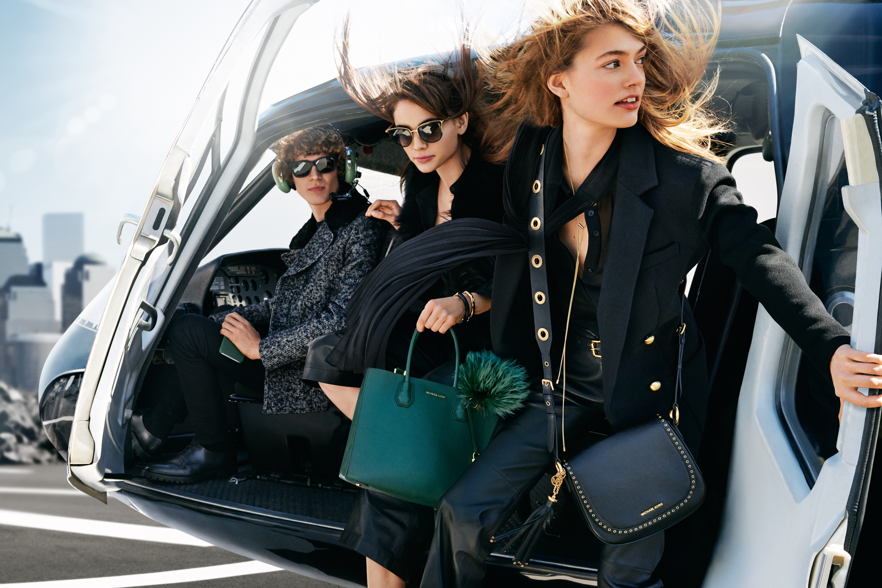 Michael Kors Unveils Fall 2016 Ad Campaigns - Daily Front Row c95b96efd65f5