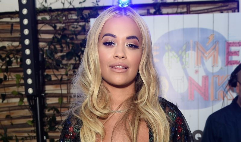 LONDON, ENGLAND - JULY 06:  Rita Ora attends Warner Music Group Summer party in association with British GQ and Quintessentially on July 6, 2016 in London, England.  (Photo by Dave M. Benett/Dave Benett/Getty Images for Warner Music)
