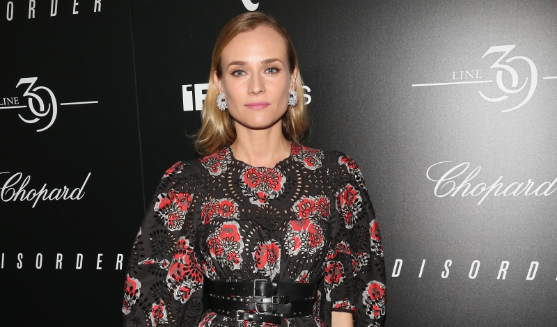 "Diane Kruger==The Cinema Society & Chopard, with Line 39 and Qui, Host a Screening of IFC Films' ""Disorder""==Landmark Sunshine Cinema, NYC==August 9, 2016==©Patrick McMullan==Photo - Sylvain Gaboury/PMC== == Diane Kruger"