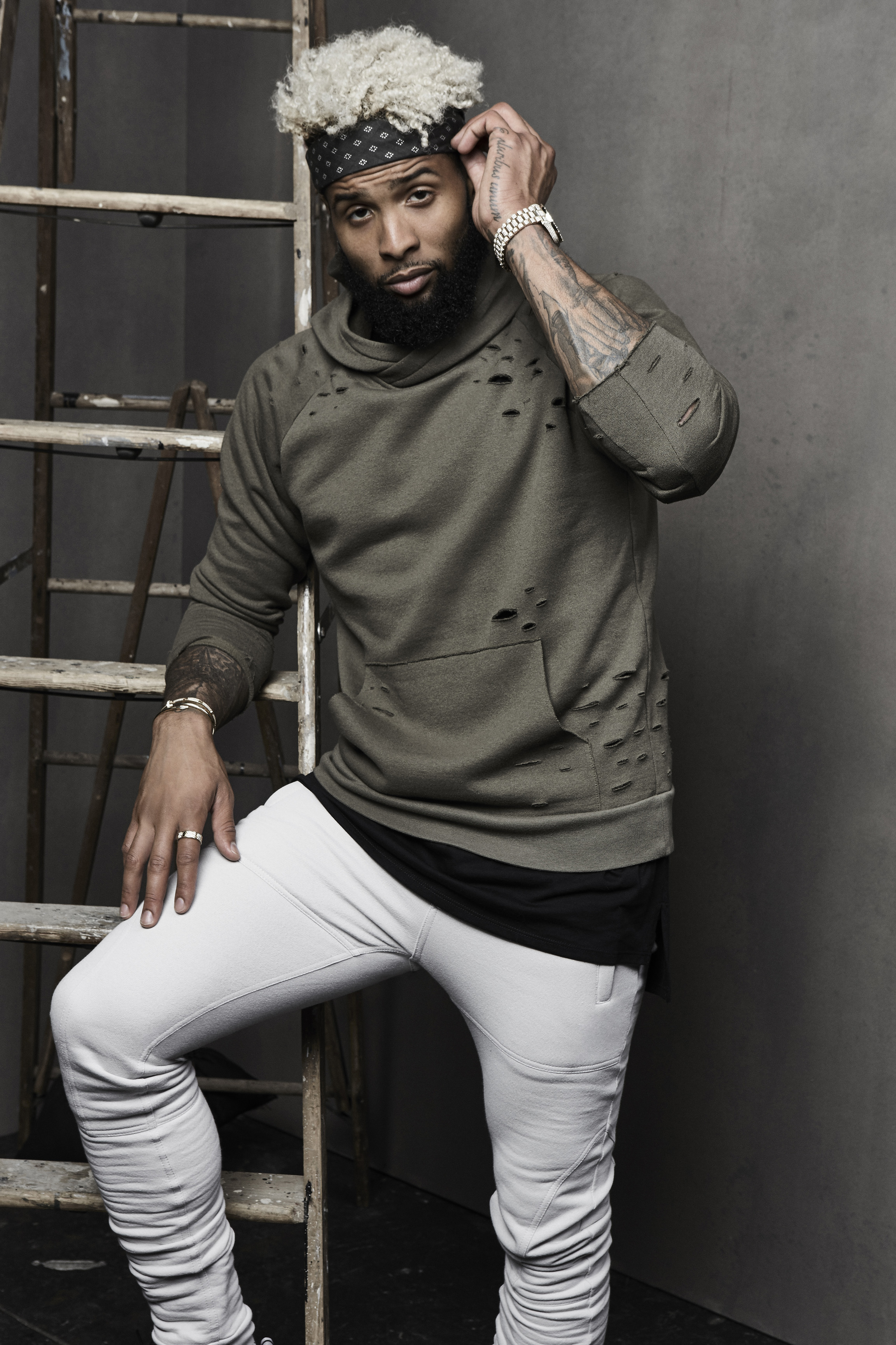 Bloomingdale S Launches Odell Beckham Jr S Capsule Collection
