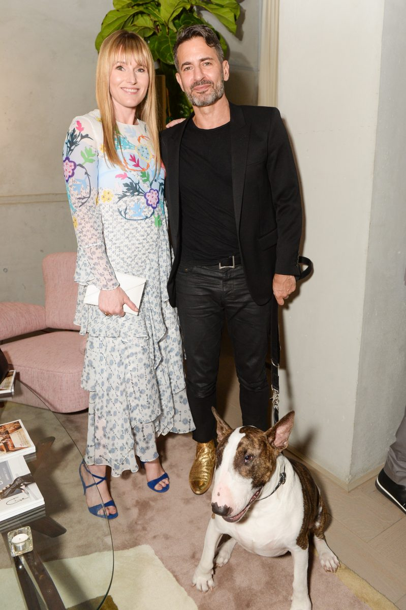 Amy Astley, Marc Jacobs