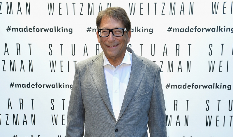 MILAN, ITALY - SEPTEMBER 19:  Shoe designer Stuart Weitzman attends the Kate Moss Celebrates Stuart Weitzman Flagship Store Opening Designed By Zaha Hadid  as a part of Milan Fashion Week Womenswear Spring/Summer 2014 on September 19, 2013 in Milan, Italy.  (Photo by Tullio M. Puglia/Getty Images for Stuart Weitzman)