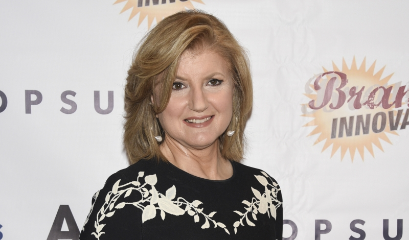 "NEW YORK, NY - JUNE 07:  Co-Founder of The Huffington Post, Arianna Huffington attends Brand Innovators ""Top 100"" Women in Brand Marketing at Santina In New York on June 7, 2016 in New York City.  (Photo by Michael Bezjian/Getty Images for Brand Innovators)"