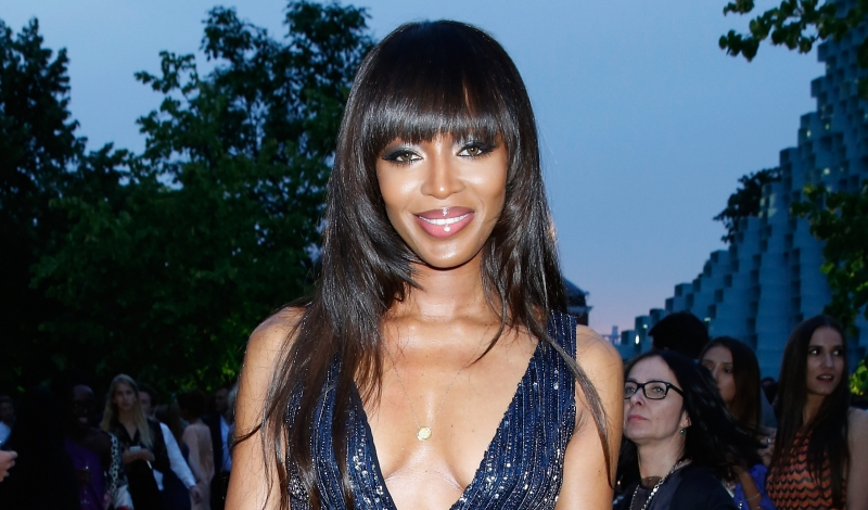 LONDON, ENGLAND - JULY 06:  Naomi Campbell attends the Serpentine Summer Party co-hosted by Tommy Hilfiger at the Serpentine Gallery on July 6, 2016 in London, England.  (Photo by Darren Gerrish/WireImage for Tommy Hilfiger)
