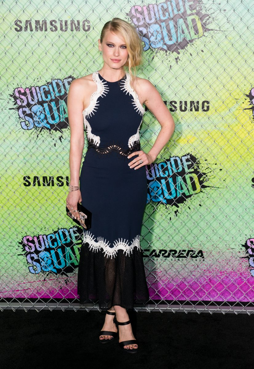 "NEW YORK, NY - AUGUST 01: Leven Rambin attends the world premiere of ""Suicide Squad"" at The Beacon Theatre on August 1, 2016 in New York City. (Photo by Noam Galai/Getty Images)"