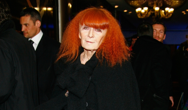 PARIS - FEBRUARY 02: Sonia Rykiel attends Globes of Cristal Awards for Art and Culture on February 2, 2009 in Paris, France.  (Photo by Julien Hekimian/Getty Images)