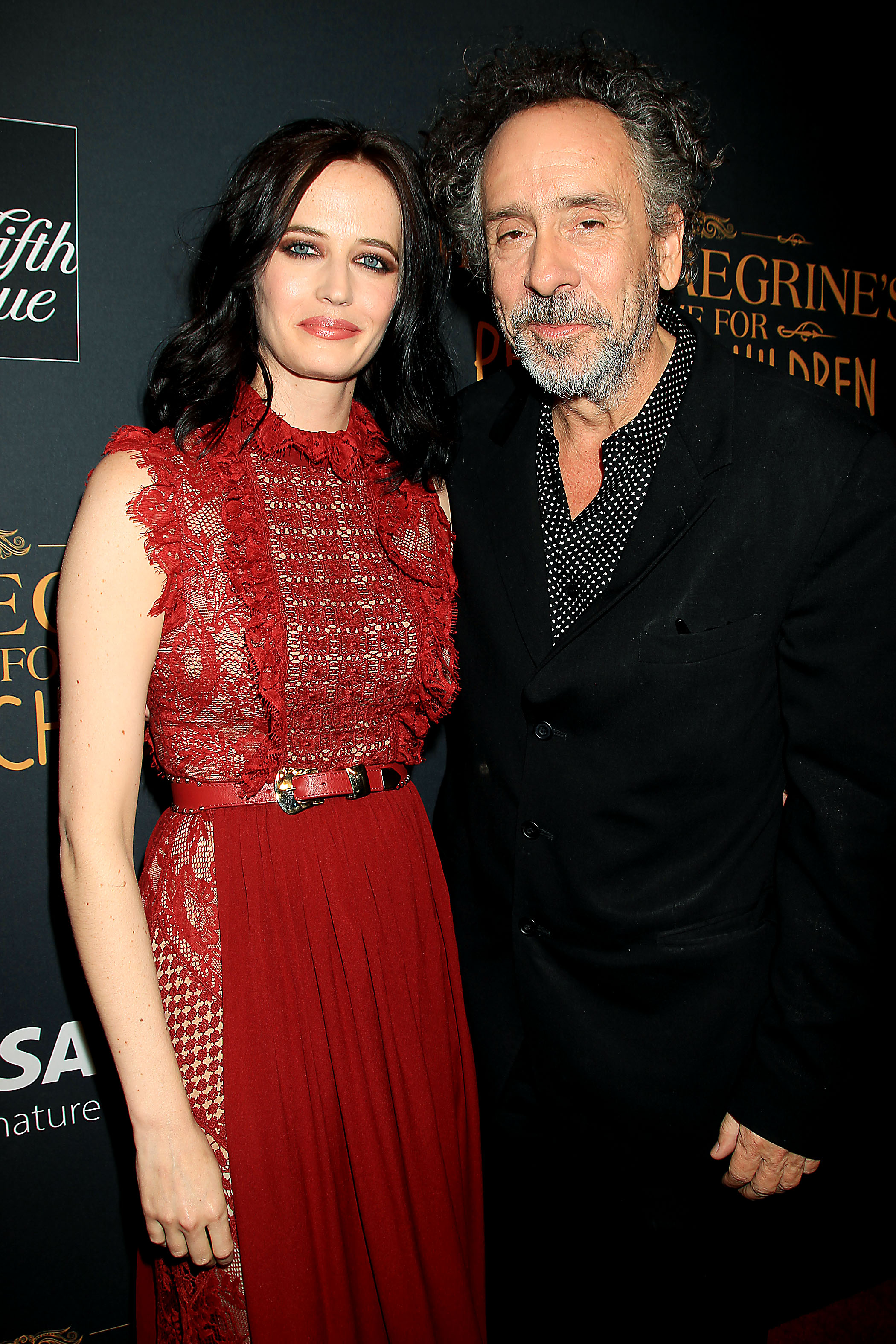 Saks Fifth Avenues Hosts Miss Peregrine\'s Home For...