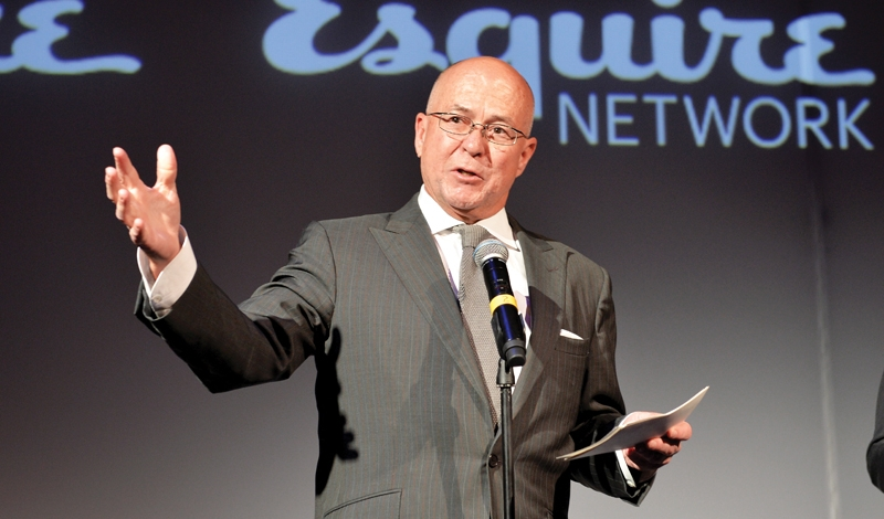 NEW YORK, NY - SEPTEMBER 17:  (EXCLUSIVE COVERAGE SPECIAL RATES APPLY) Esquire Editor-in-Chief David Granger attends the Esquire 80th anniversary and Esquire Network launch celebration at Highline Stages on September 17, 2013 in New York City.  (Photo by Andrew H. Walker/Getty Images for Esquire)