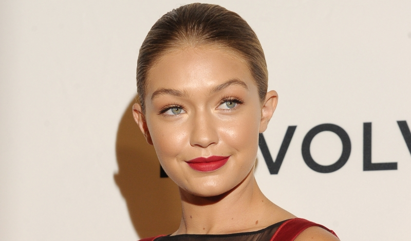 NEW YORK, NY - SEPTEMBER 10:  Model Gigi Hadid attends The Daily Front Row's Third Annual Fashion Media Awards at the Park Hyatt New York on September 10, 2015 in New York City.  (Photo by Rommel Demano/Getty Images for The Daily Front Row)