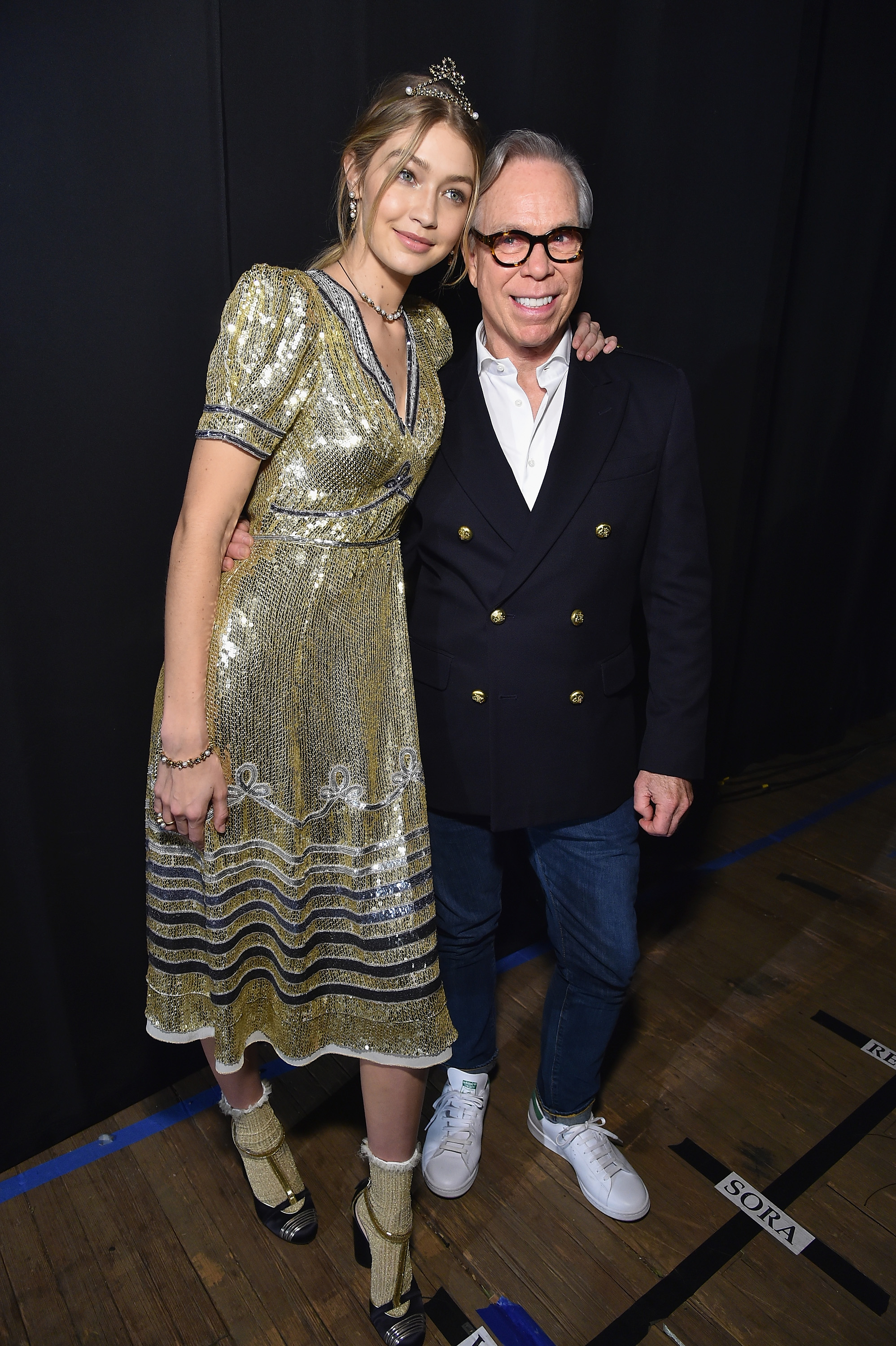 c1257c37023b2b Tommy Hilfiger Introduces New Runway Show Concept at New York Fashion Week