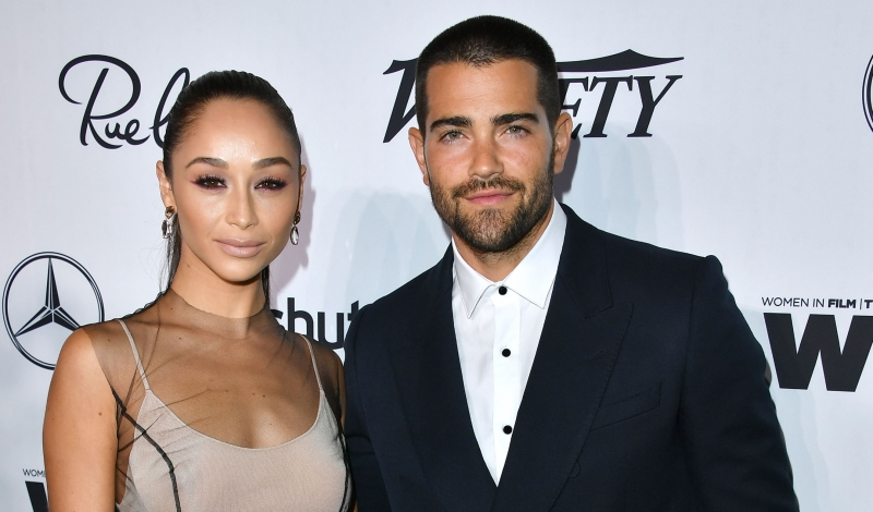 WEST HOLLYWOOD, CA - SEPTEMBER 16:  Cara Santana and Jesse Metcalfe arrives at the Variety And Women In Film's Pre-Emmy Celebration at Gracias Madre on September 16, 2016 in West Hollywood, California.  (Photo by Steve Granitz/WireImage)