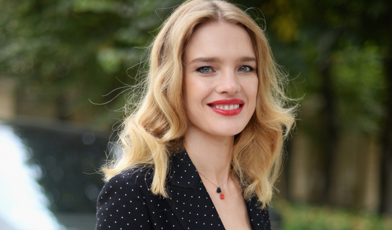 PARIS, FRANCE - SEPTEMBER 30:  Natalia Vodianova attends the Christian Dior show as part of the Paris Fashion Week Womenswear  Spring/Summer 2017  on September 30, 2016 in Paris, France.  (Photo by Vanni Bassetti/Getty Images for Dior)