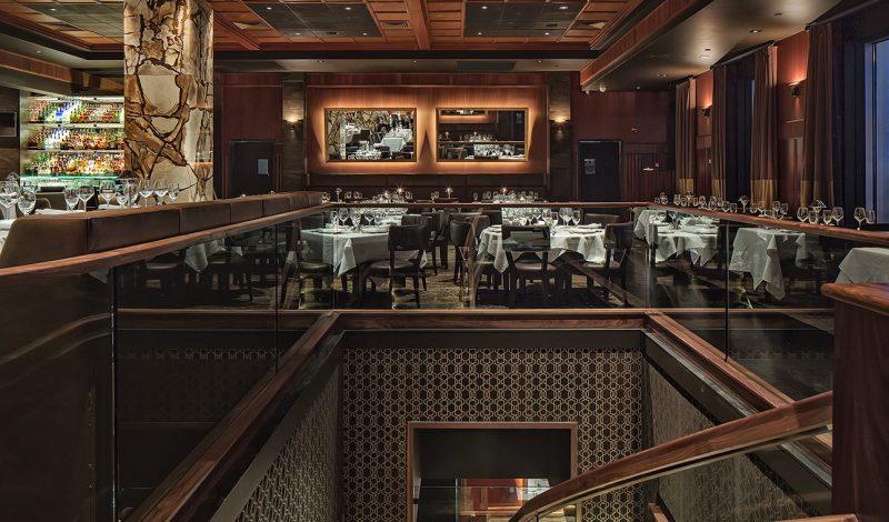 Mastro's Steakhouse, SGM Photography