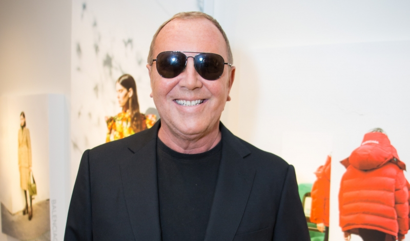 "Michael Kors== 35th Anniversary at Bergdorf Goodman and the Release of ""Slim Aarons: Women"" by Getty Images and Abrams== Bergdorf Goodman, NYC== October 13, 2016== ©Patrick McMullan== Photo - Victor Hugo/PMC== =="