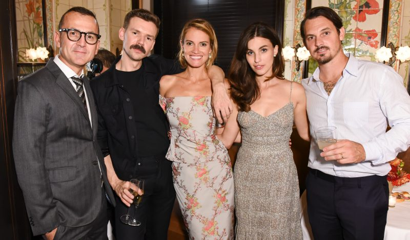Steven Kolb, Adam Selman, Laura Brock, Rainey Qualley, Kris Brock