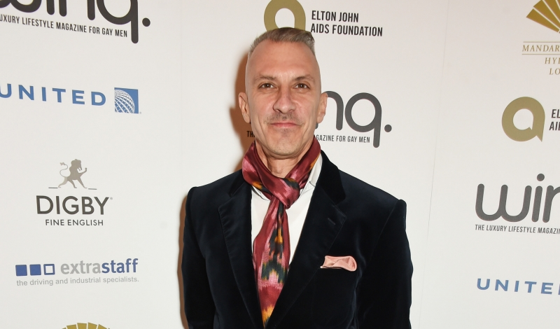 LONDON, ENGLAND - DECEMBER 04:  Ed Burstell attends the Winq Magazine Men of the Year lunch to benefit the Elton John Aids Foundation at The Mandarin Oriental Hyde Park on December 4, 2015 in London, England.  (Photo by David M. Benett/Dave Benett/Getty Images)