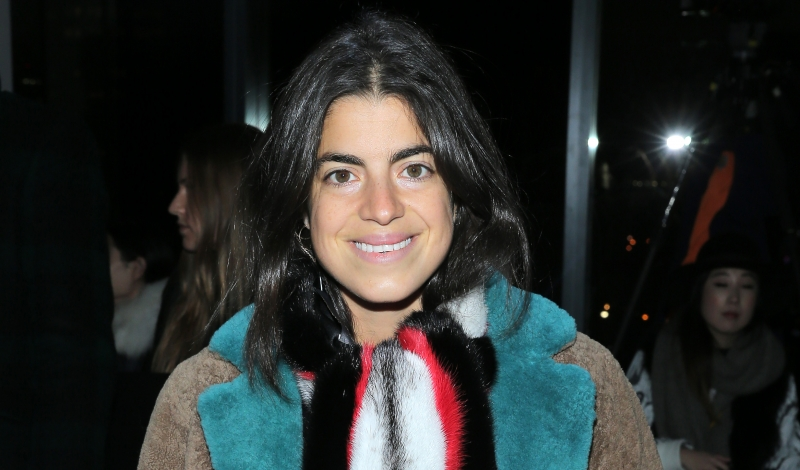 NEW YORK, NY - FEBRUARY 14:  Author Leandra Medine attends the Edun Fall 2016 fashion show during New York Fashion Week on February 14, 2016 in New York City.  (Photo by Jemal Countess/Getty Images)
