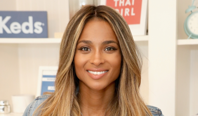 SANTA MONICA, CA - AUGUST 25:  Keds Collective member Ciara celebrates Womens Equality Day at Chocolate Sun on August 25, 2016 in Santa Monica, California.  (Photo by Ari Perilstein/Getty Images for Keds )