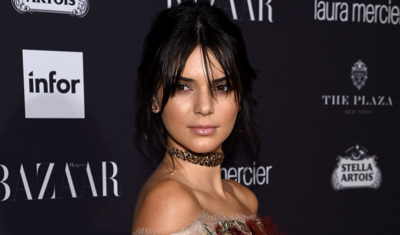 "NEW YORK, NY - SEPTEMBER 09:  Kendall Jenner attends Harper's Bazaar's celebration of ""ICONS By Carine Roitfeld"" presented by Infor, Laura Mercier, and Stella Artois  at The Plaza Hotel on September 9, 2016 in New York City.  (Photo by Dimitrios Kambouris/Getty Images for Harper's Bazaar)"