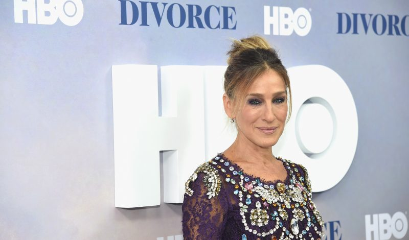 "NEW YORK, NY - OCTOBER 04:  Sarah Jessica Parker attends the ""Divorce"" New York Premiere at SVA Theater on October 4, 2016 in New York City.  (Photo by Jamie McCarthy/Getty Images)"