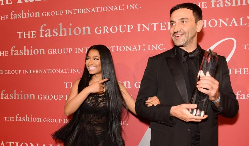 Nicki Minaj, Riccardo Tisci