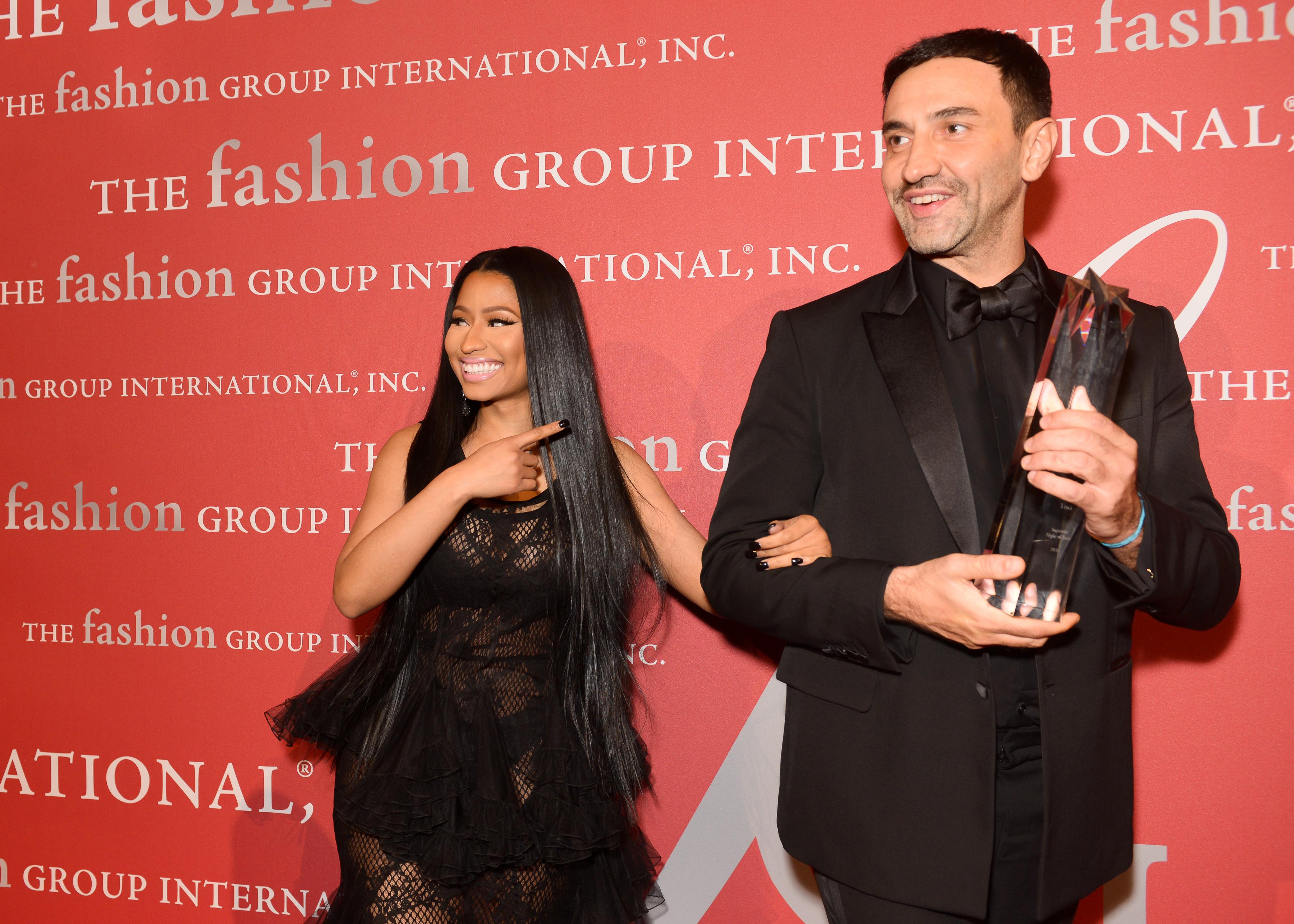Riccardo Tisci To Receive KCA Humanitarian Award forecasting