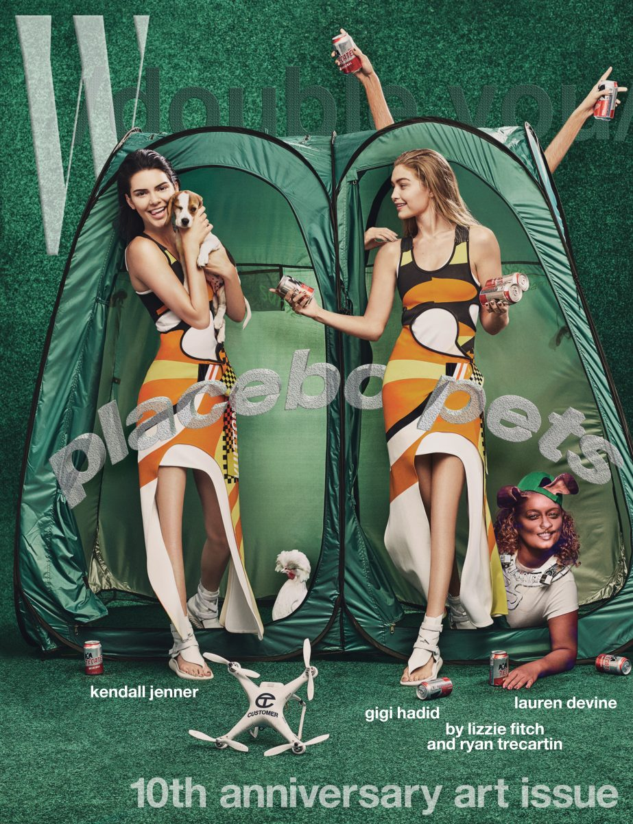 w-art-issue-kendall-and-gigi-cover