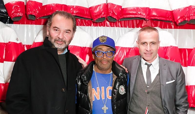 Remo Ruffini, Spike Lee, Thom Browne